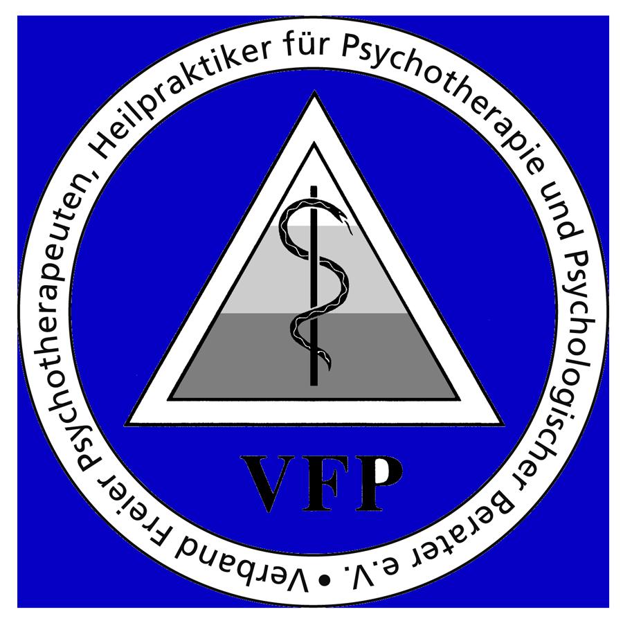 Logo des Verband Freier Psychotherapeuten, Heilprakter für Psychotherapie und Psychologischer Berater e.V.